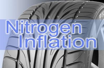 Nitrogen Tire