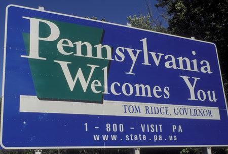 Pennsylvania Welcom