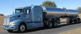 Commercial Liquid Truck